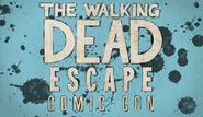 The Walking Dead Escape Comic-Con