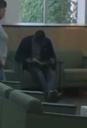 Waiting room boy