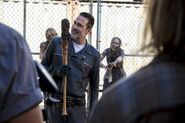 811 Negan with Walkers