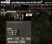 AMC The Walking Dead Social Game on Facebook(5)