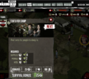 The Walking Dead Social Game Mission 4: Tents for Camp