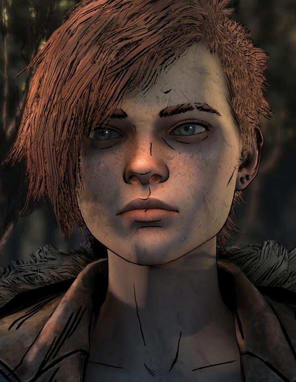 Minerva Video Game Walking Dead Wiki Fandom