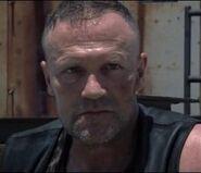 Merle Dixon face