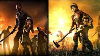 The Evolution of Clementine - The Walking Dead-Clementine Evolution by DomTheBomb