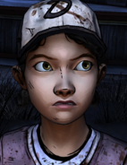 AHD Clem Angry