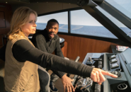 FTWD 201 Madison Strand Wheelhouse