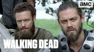 'Strangers Are Coming' Next on The Walking Dead