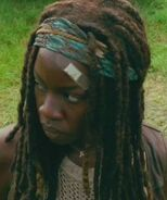 Michonne Too Far Gone 5
