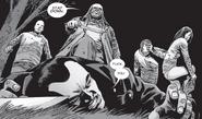 Negan, Beta & The Whisperers 156