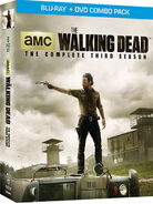 THE WALKING DEAD- THE COMPLETE THIRD SEASON Blu-ray™ + DVD COMBO PACK