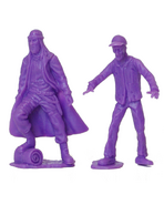 Jesus pvc figure 2-pack (purple) 2