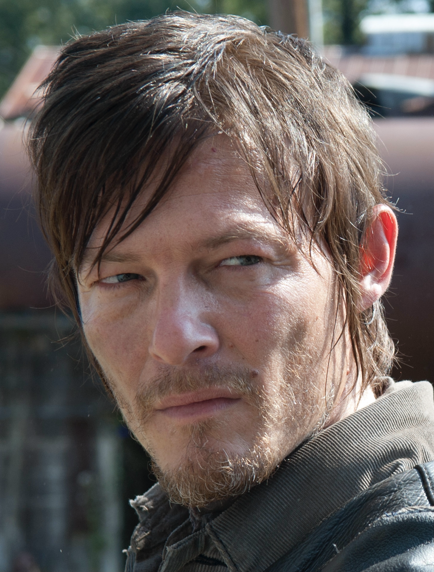 File:Season three daryl dixon.png