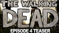 The Walking Dead The Game - Episode 4 Around Every Corner Teaser
