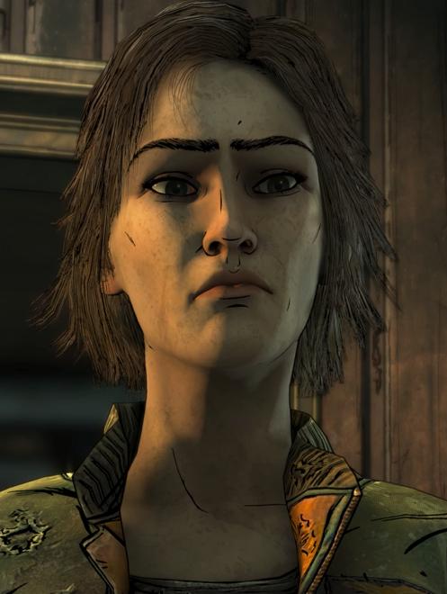 Lilly Video Game Walking Dead Wiki Fandom
