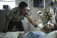 Shane at Hospital