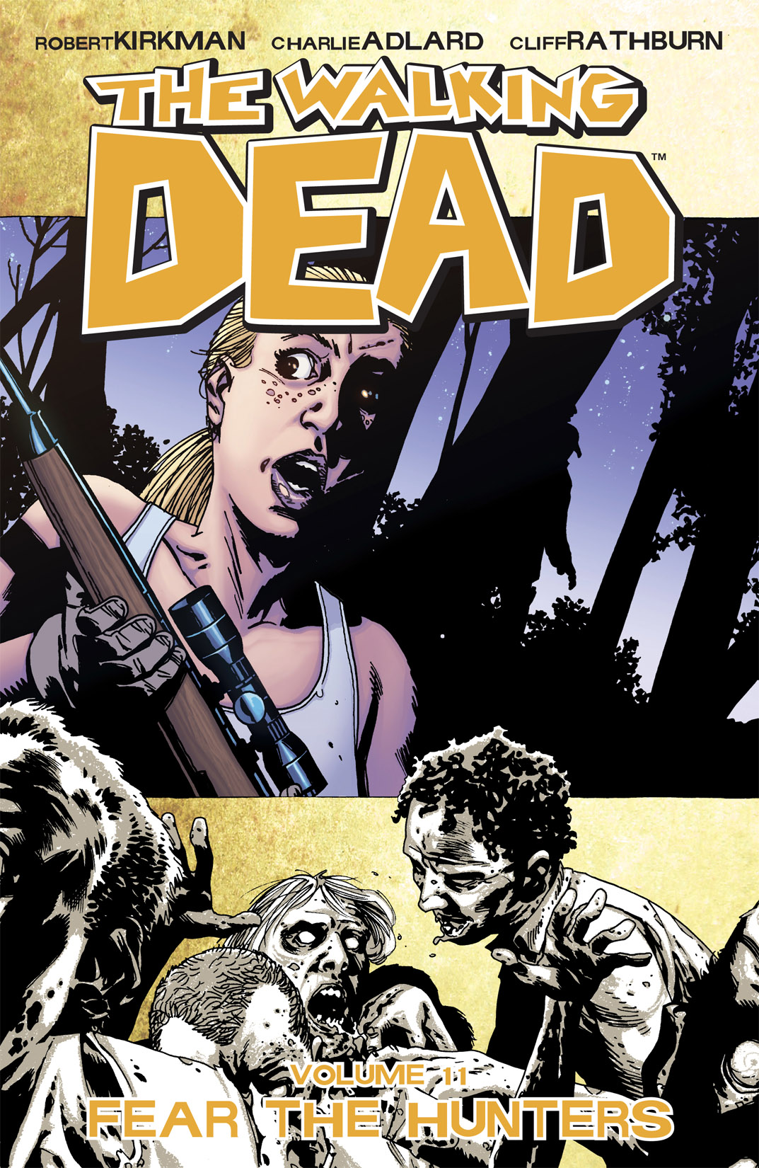 the walking dead vol 29 lines we cross