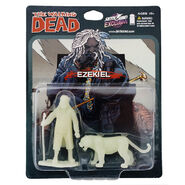 Ezekiel and shiva pvc figure 2-pack (glow-in-the-dark)