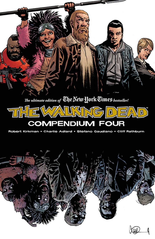 . The Walking Dead  Compendium Four   Walking Dead Wiki   FANDOM