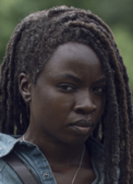 Season nine michonne (2)