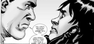 Issue 106 Negan and Carl