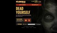 Dead Yourself - Portada