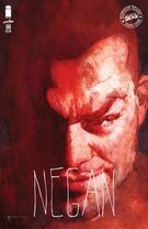 Negan Variant Cover Issue 186