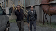 Negan and Simon 2 S8E10