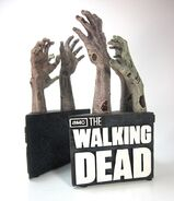 Zombie Hand Bookend 8