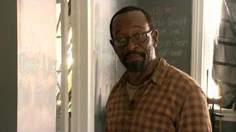 (Spoiler Warning) Inside The Walking Dead - Tour of Morgan's Season 3 Apartment