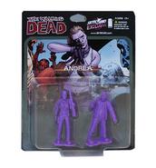 Andrea pvc figure 2-pack (purple)