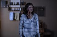 Maggie Rhee 9x01 bloody