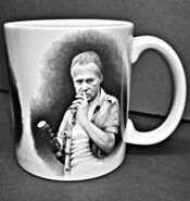 Merle Dixon Pat Payton Mug