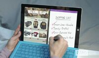 Microsoft Surface Survivors Promo- The Walking Dead