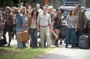 Woodbury survivors