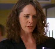 Melissa McBride in Dawson Creek