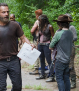 Carl holds Judith