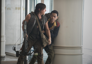AMC 506 Daryl and Noah
