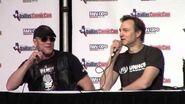 David Morrissey And Michael Rooker (The Walking Dead) Q&A Panel - Dallas Comic Con 2014 (05 18 14)