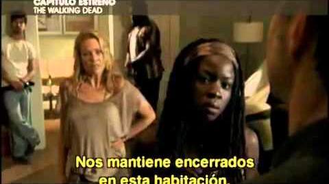 "*NEW* The Walking Dead - Promo 3x03 ""Walk With Me"" Fox LA Promo English Captions-0"