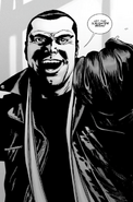 Issue 108 Negan Slaughter