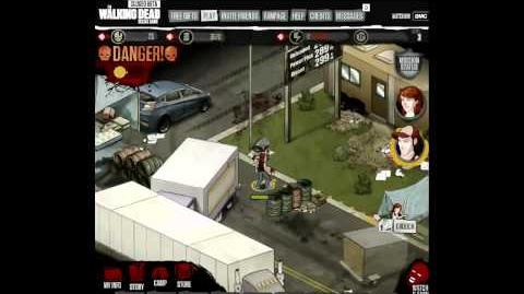 The Walking Dead Social Game BR