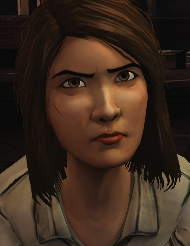 The Walking Dead Carly