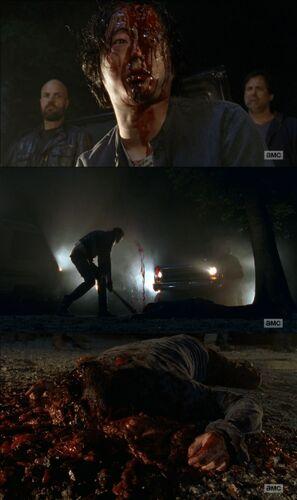 The Walking Dead Glenn Tot