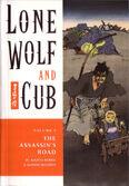 Lone Wolf manga