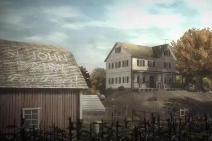 St Johns Dairy Farm Walking Dead Wiki Fandom Powered By Wikia