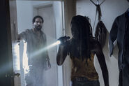 10x09 Michonne & Virgil
