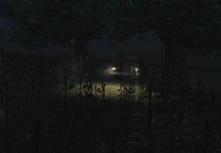 Hershel's Driveway