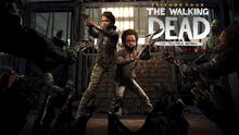 The-Walking-Dead Episode Four KeyArt