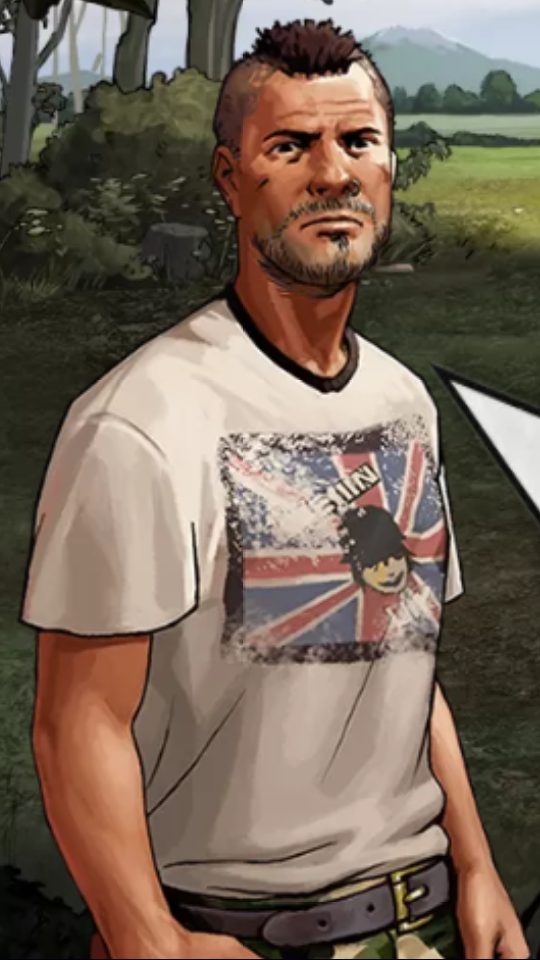 Connor (Road to Survival) | Walking Dead Wiki | FANDOM