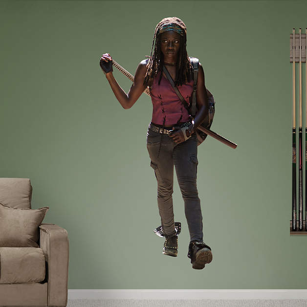 Exceptional Michonne Fathead Wall Decal